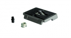 PLATINA RECTANGULAR MANFROTTO 200PL